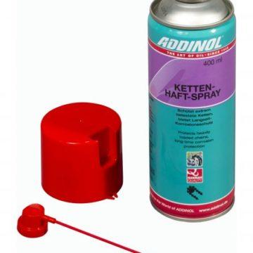 Kettenhaftspray + Düse 400ml